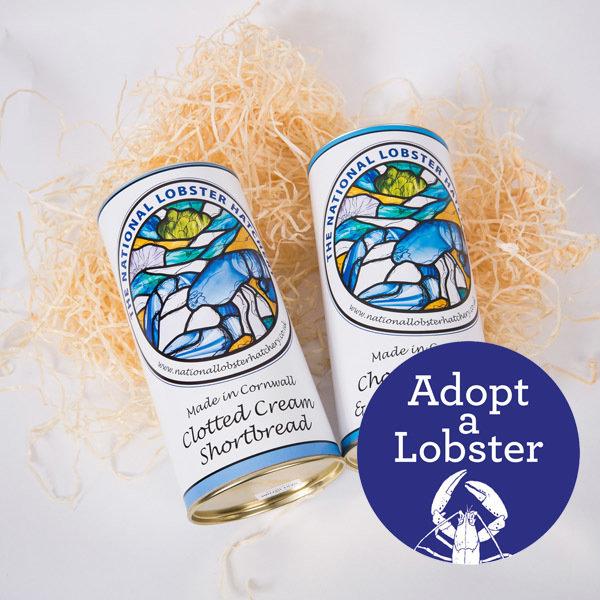 Secret Santa - Adopt a Lobster & Shortbread 00343