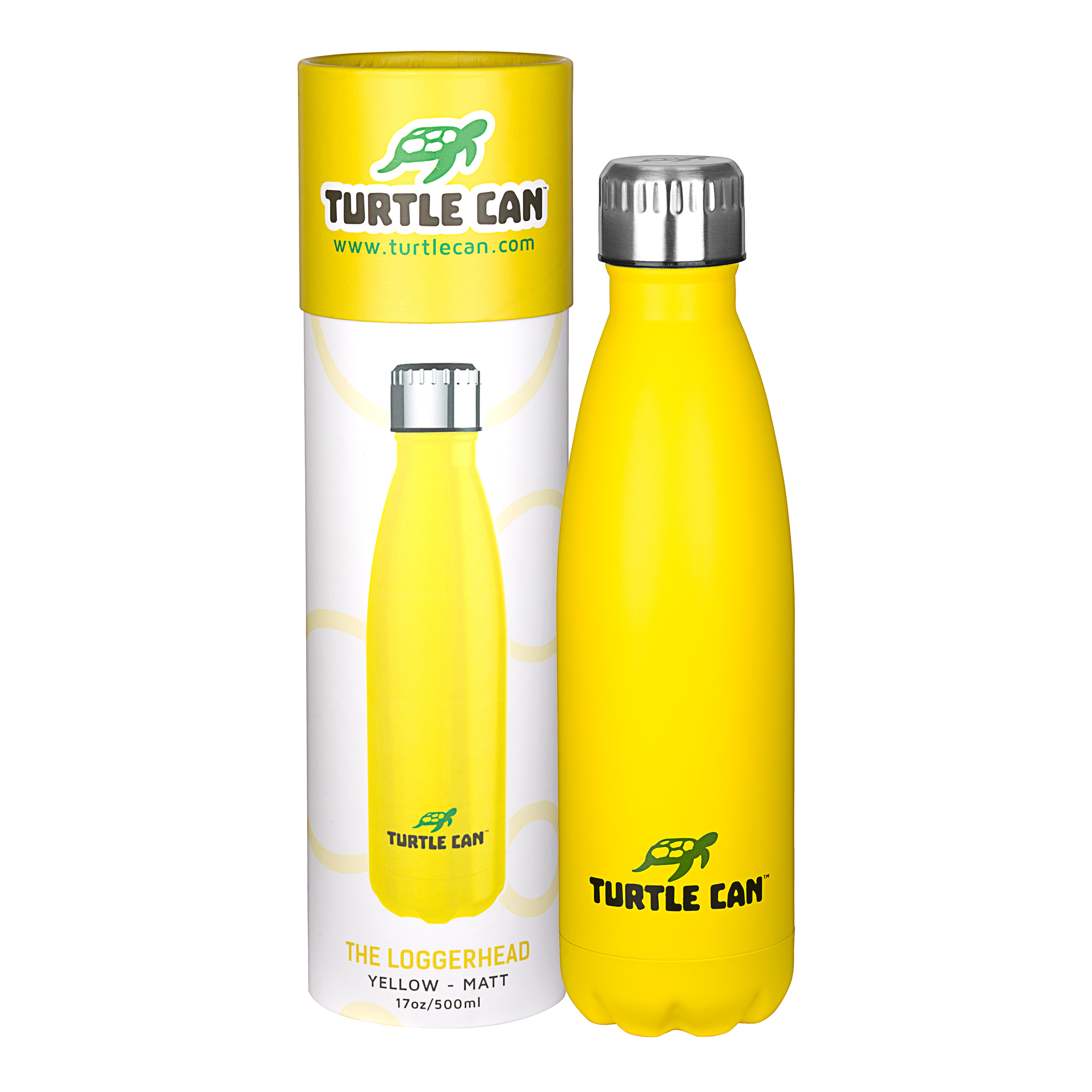 Turtle Can Insulated Bottle