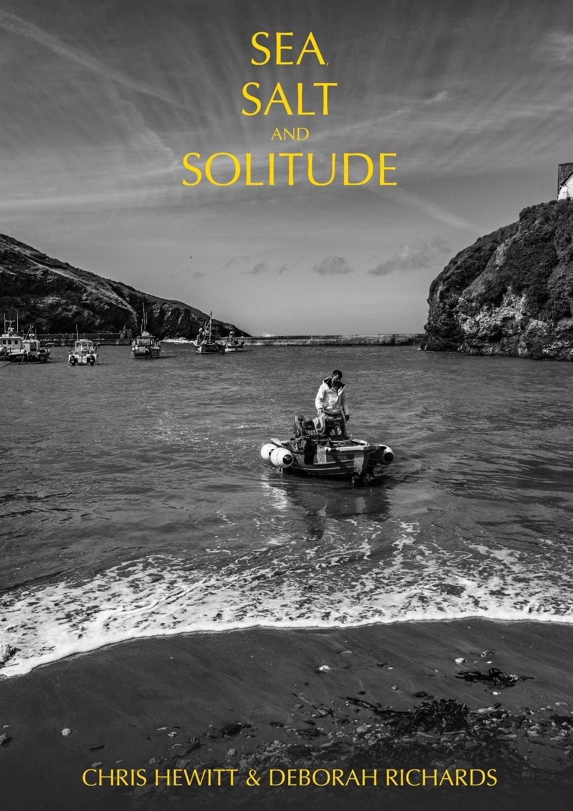 Sea, Salt and Solitude - By Chris Hewitt and Deborah Richards 00350