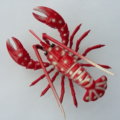 Bobble Magnet Lobster