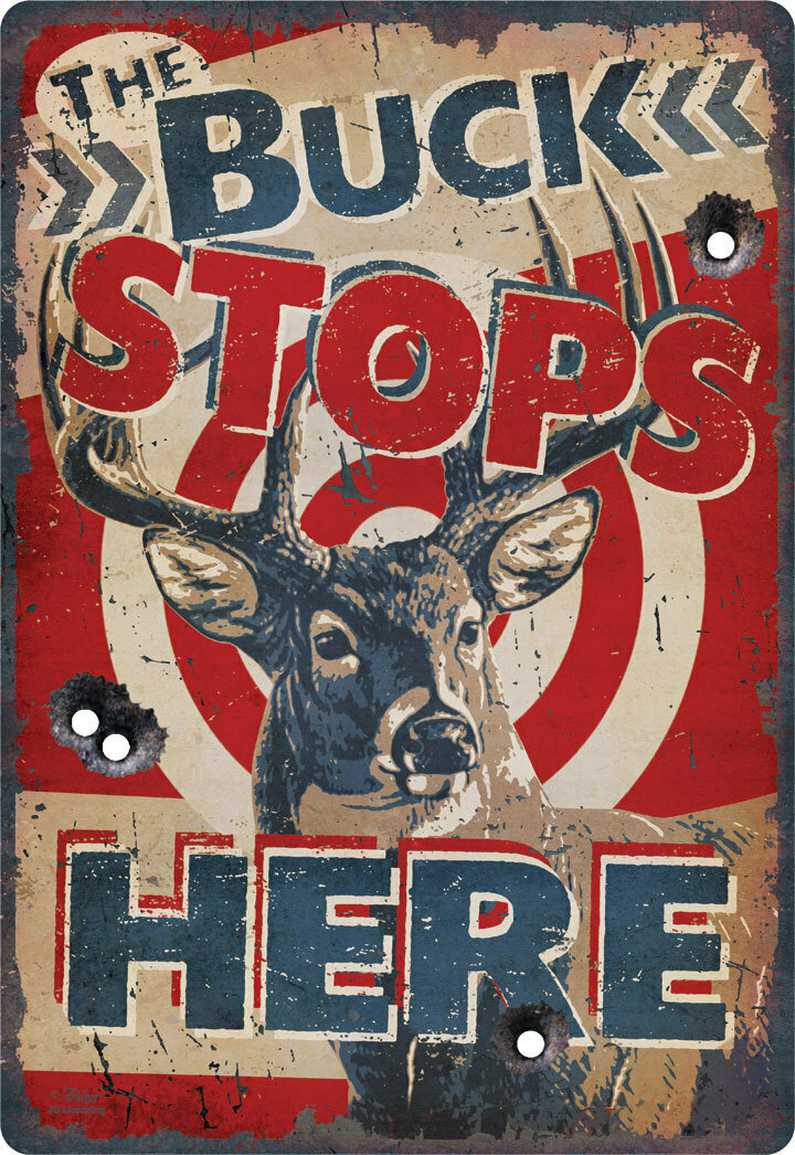 """The BUCK Stops Here"""