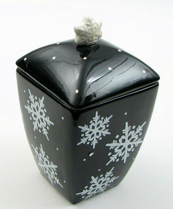 Midnight Snow Goody Jar