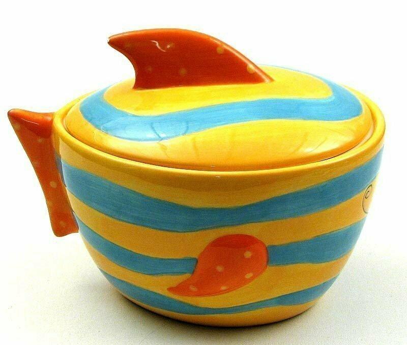 Fish Goody Jar