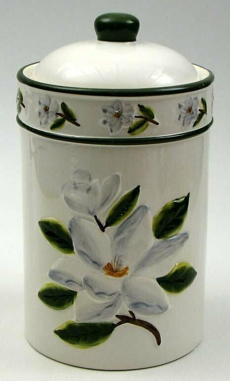 Magnolia Cookie Jar