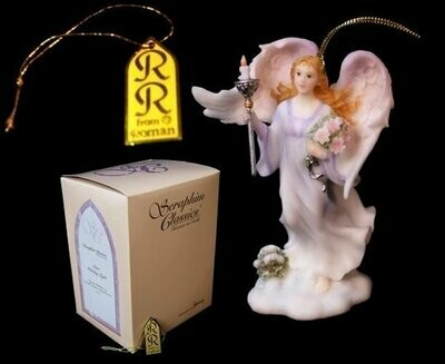 Roman Seraphim Angel Ornament Gina