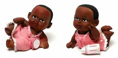 Ebony Baby Girl Two Assorted Styles