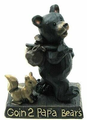 Goin 2 Papa Bear Figurine