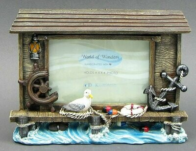 Maritime Memories Picture Frame