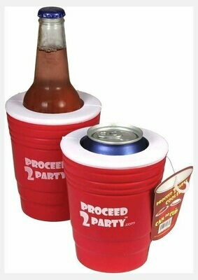 Red Solo Cup Can Cooler