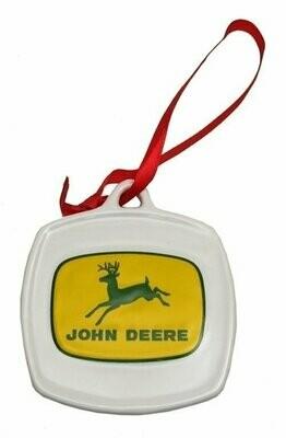 John Deere 1956 Logo Ornament