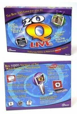 20 Q Live PC Game
