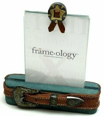 Cowboy Belt Frame