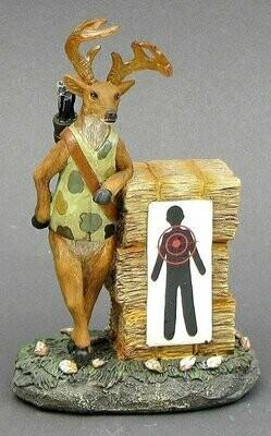 Resin Comical Deer