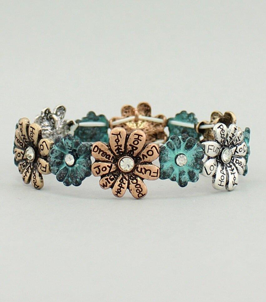 Flower Inspiration Bracelet