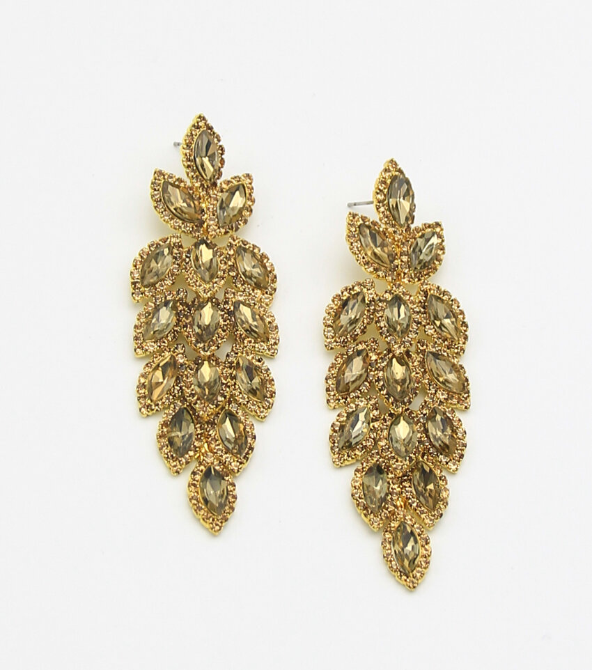 The Jessica Pageant Earrings