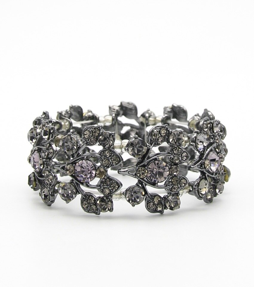 Bridal Rhinestone Stretch Bracelet