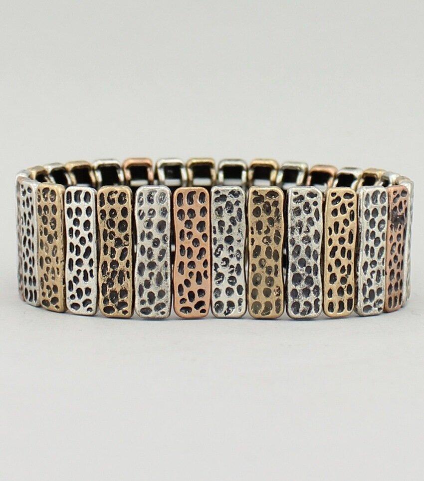 Craft Bullseye Stretch Bracelet
