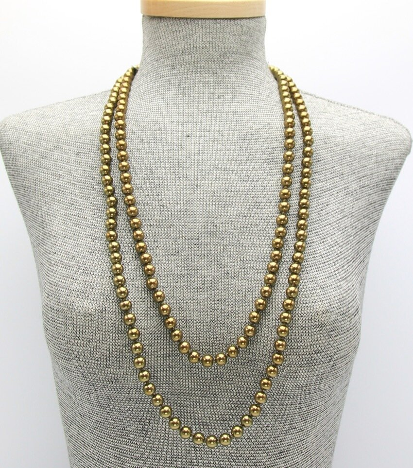 Tahiti Pearl Loop Necklace