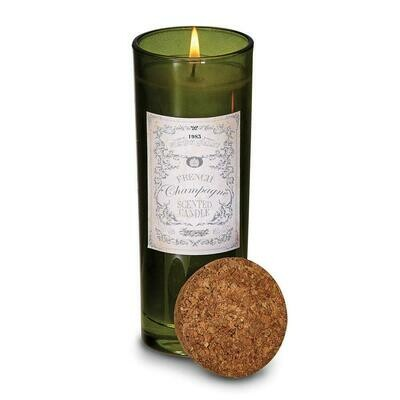 CHAMPAGNE HIGHBALL SCENTED CANDLE