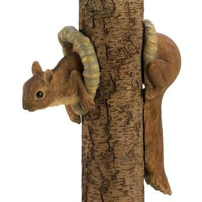 WOODLAND SQUIRREL TREE DÉCOR