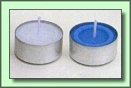 Incense Burner: 10 Candle Pack
