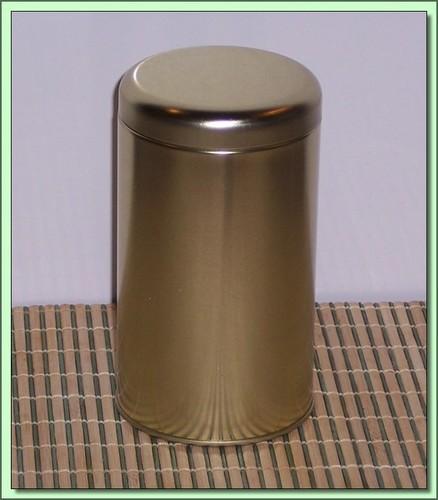 Can Storage: 3 oz.Tea Can