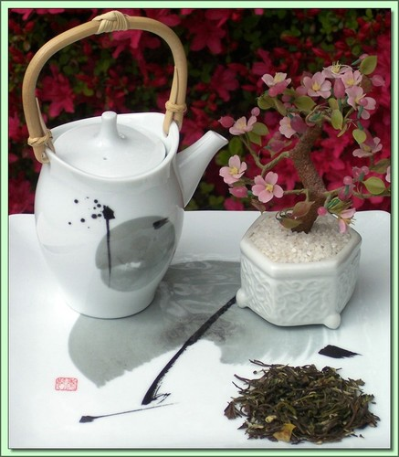 Cream Earl Grey White (China) - 3 oz.