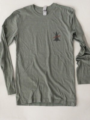 Grey Green Colorado Tree T-shirt