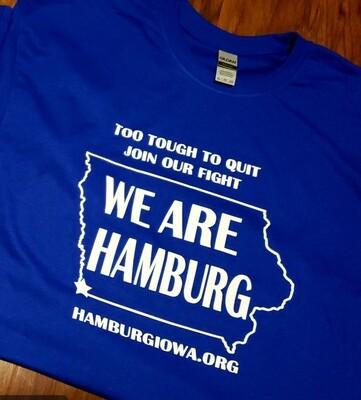 We Are Hamburg Unisex T-Shirt