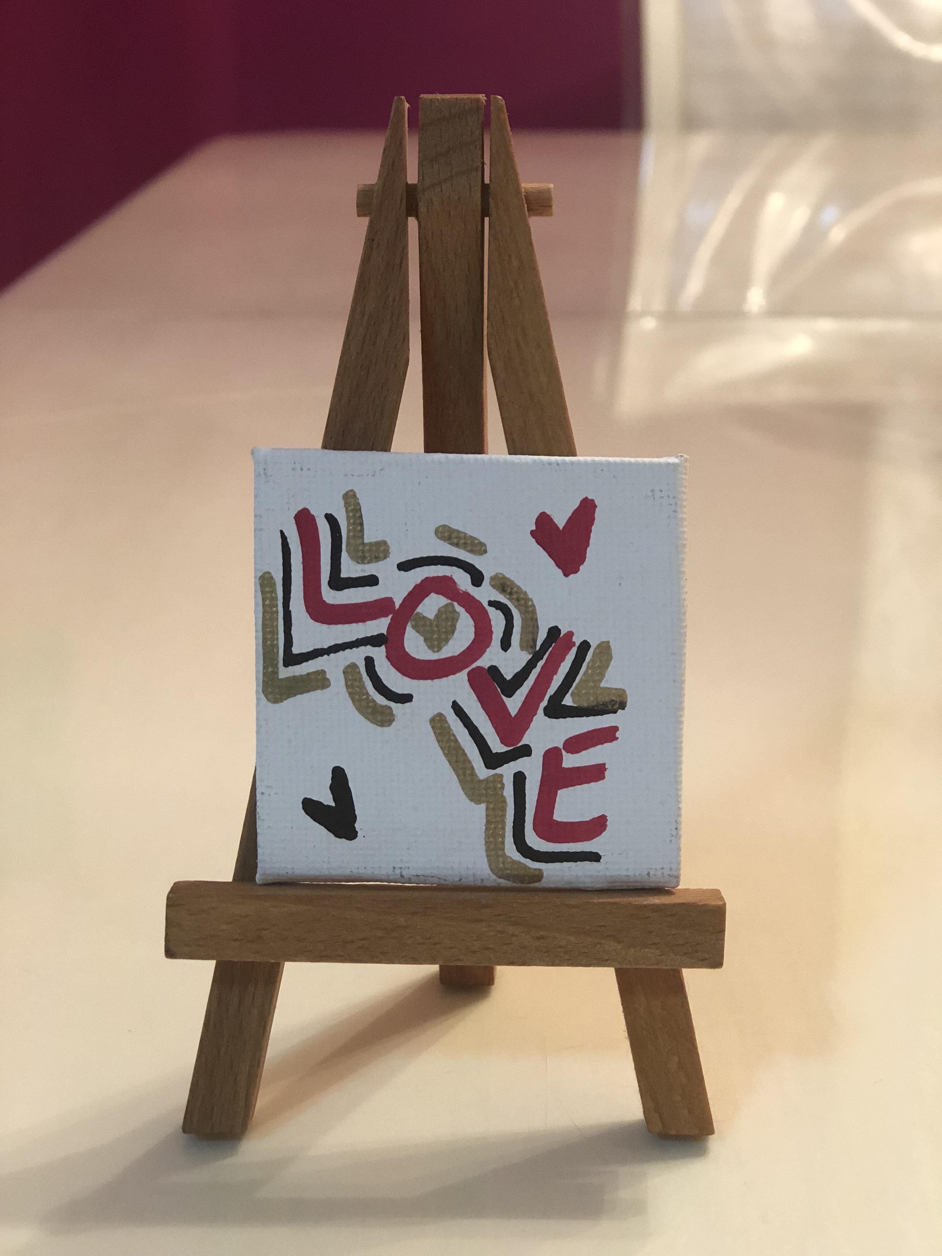 L O V E - Spells LOVE 003