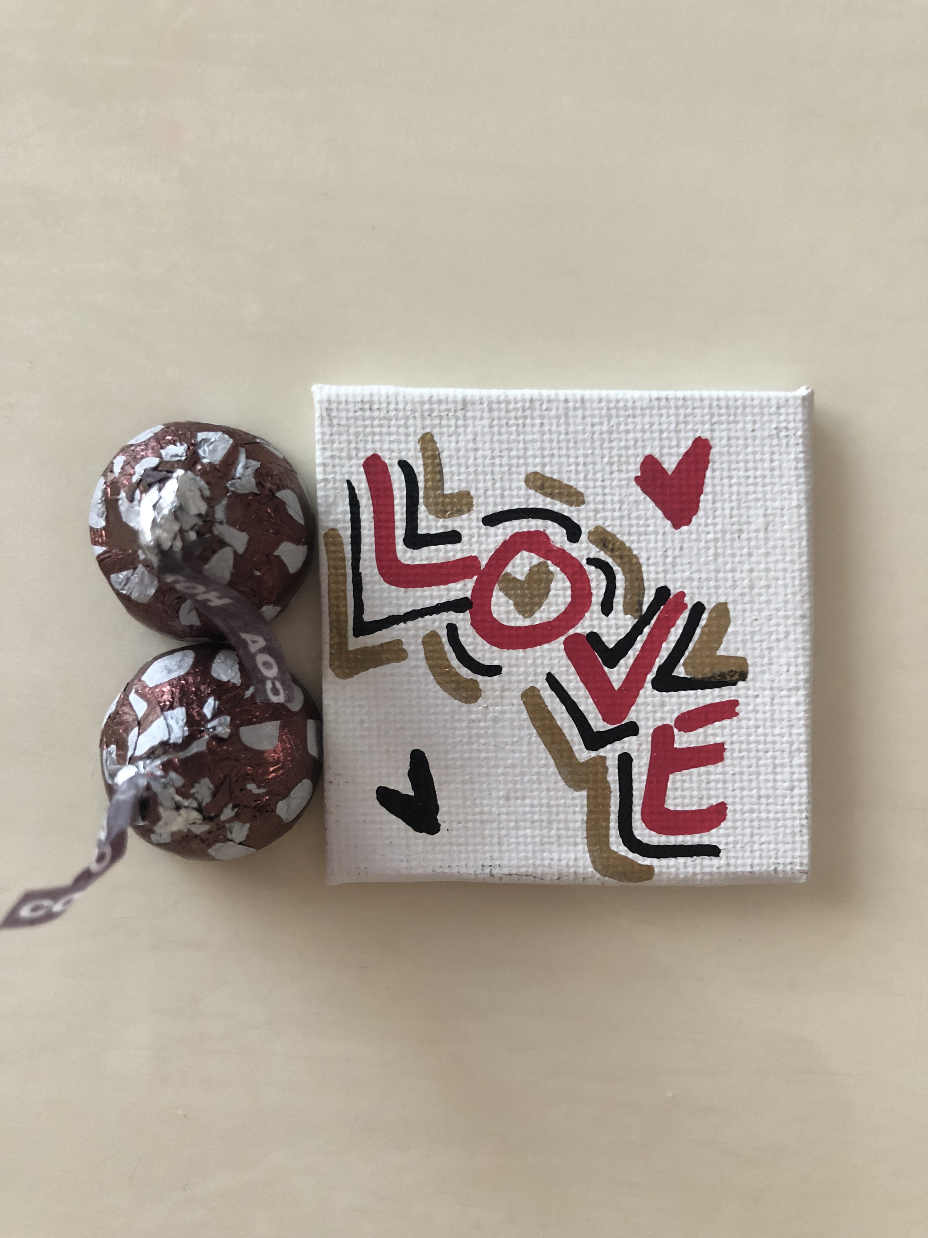 L O V E - Spells LOVE