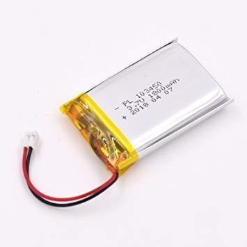 Baterie Li-po 3.7V 1800mAh