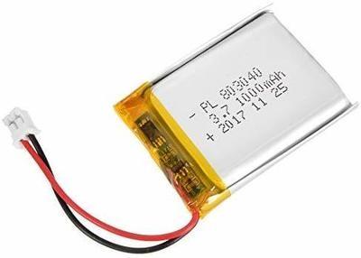 Baterie Li-po 3.7V 1000mAh