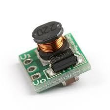 Modul ridicator tensiune 1-5V la 5V Mini
