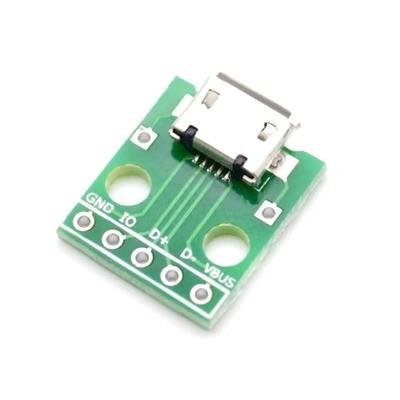 Micro USB Mama la 5 pini