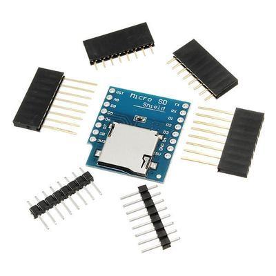 Shield MicroSD D1 Mini