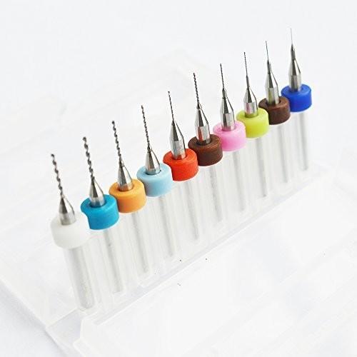 Set Instrument curatare cap printare 0.1-1.0mm 10 bucati