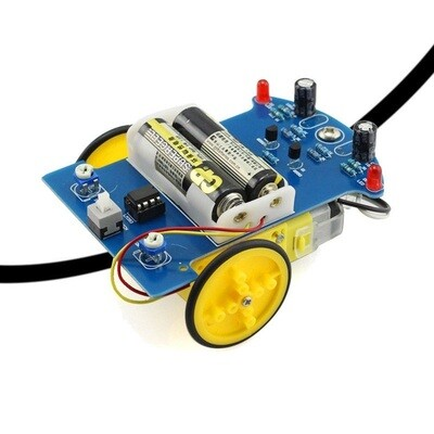 Kit Robot Urmaritor Linie
