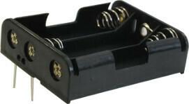 Suport Baterii 3AA