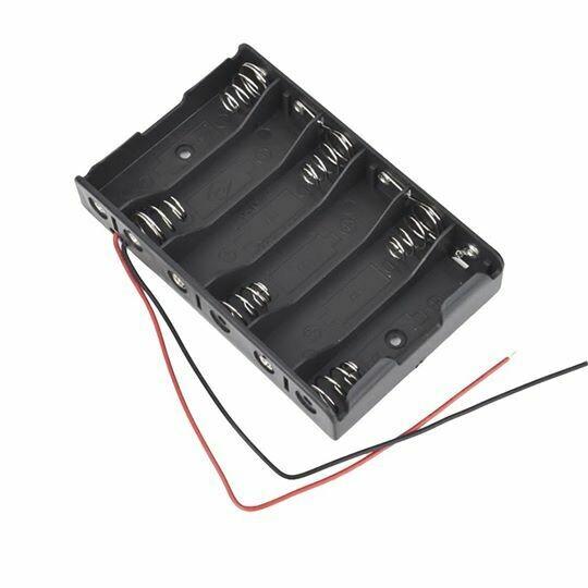 Suport Baterii 6AA