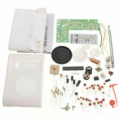 Kit Radio FM/AM, DIY