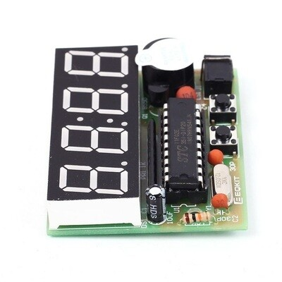 Kit ceas electronic, AT89C2051