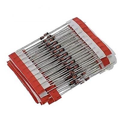 Kit diode Zener 1W, 25 valori, 250 bucati