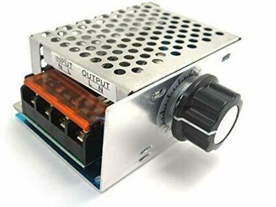 Regulator tensiune si viteza SCR 4000W, 220VAC