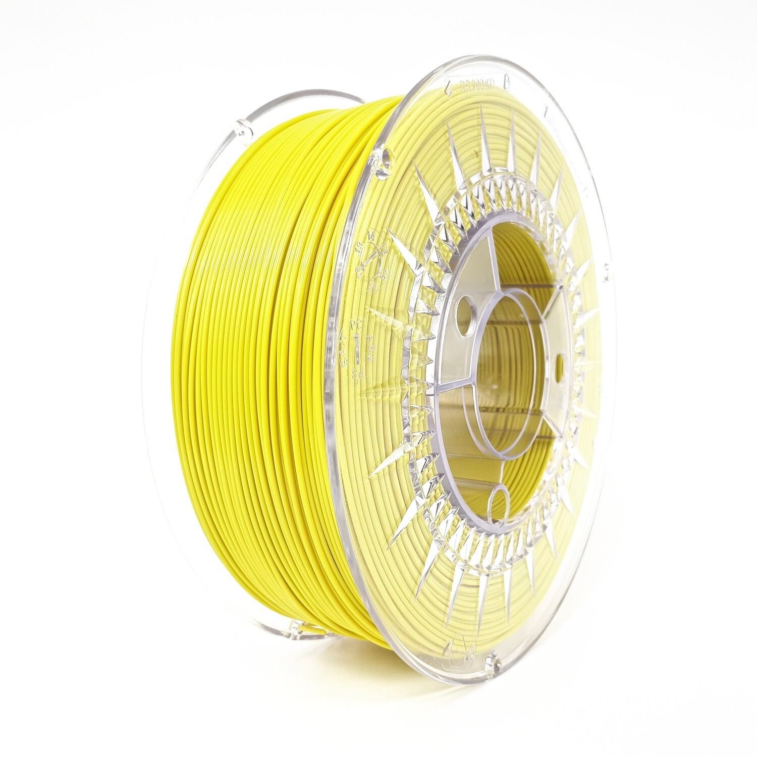 Filament Devil Design PLA, 1Kg, Galben