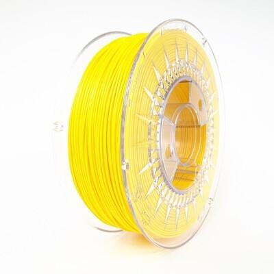 Filament Devil Design PLA, 1Kg, Galben Aprins