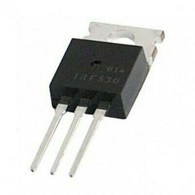 Tranzistor IRF530, N-CH, 100V