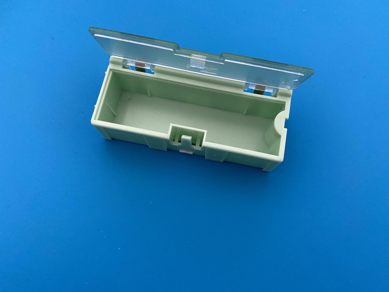 Cutie modulara depozitare componente cu capac