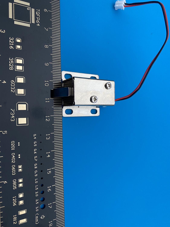 Incuietoare electromagnetica Mini, 12V