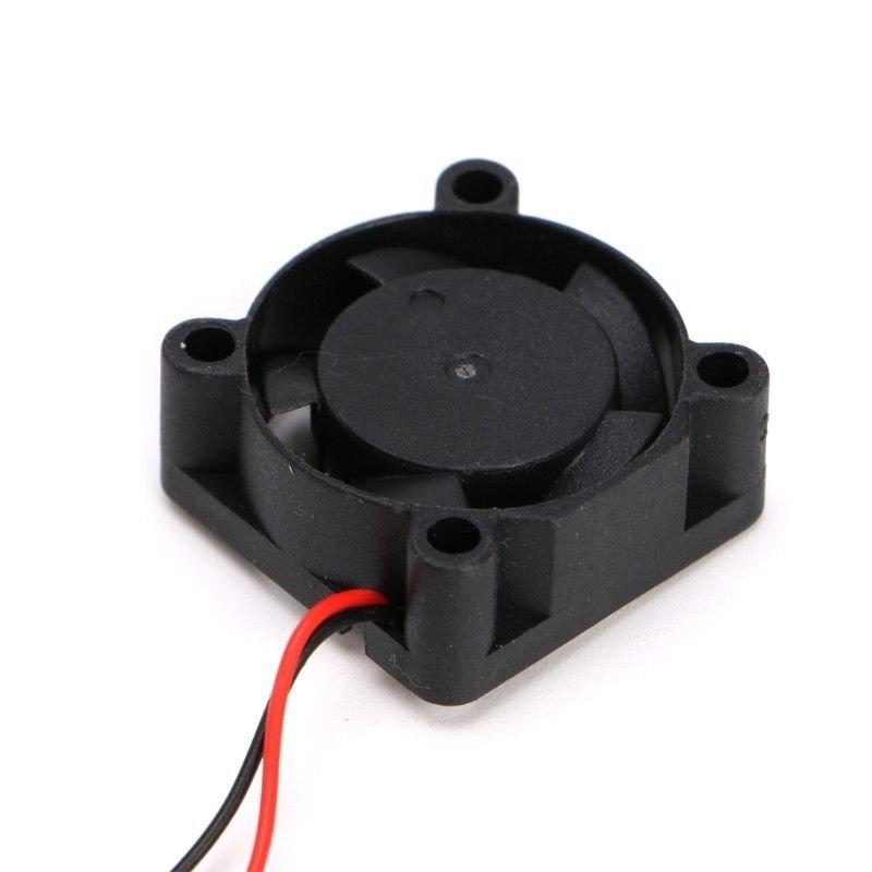 Ventilator 12V 25x25x10 2 pini